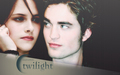 twilight-series - bella and edward wallpaper