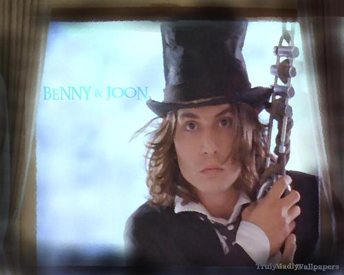 Johnny Depp wallpaper titled benny & joon