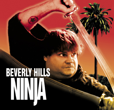 beverly 爬坡道, 小山 ninja