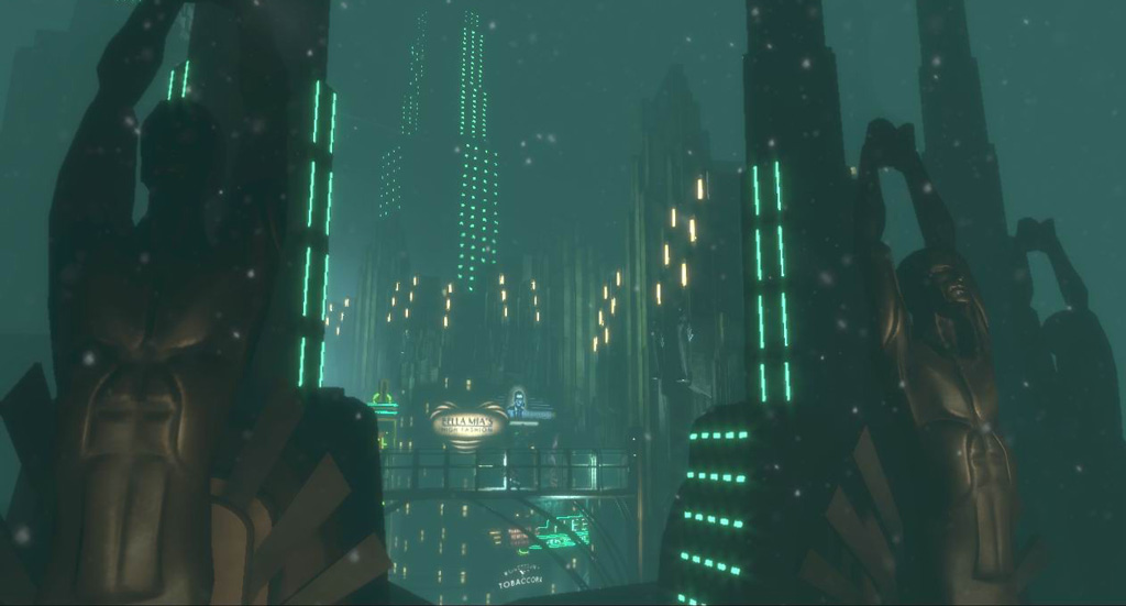 Bioshock Images Rapture Image HD Wallpaper And Background Photos