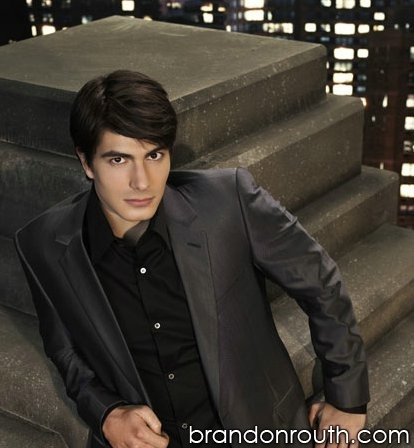 brandon routh wife