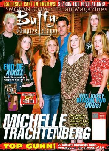 btvs - magazine