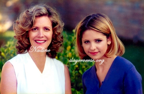 buffy & joyce