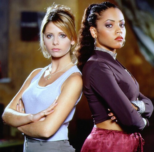 buffy & kendra