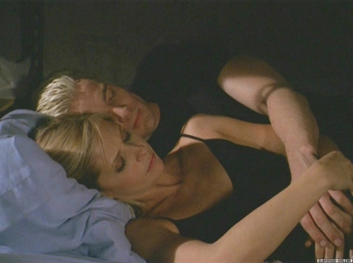 buffy & spike(season7) - buffy-the-vampire-slayer Photo