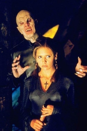 buffy & the master