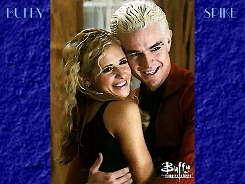 buffy +spike in something blue