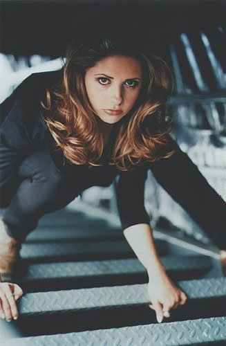 buffy-WB promo pic