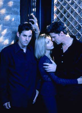 buffy,angel & xander