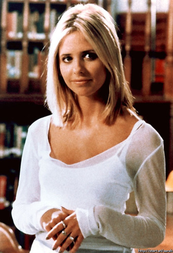 buffy in biblioteca