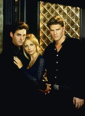 buffy,xander & Angel