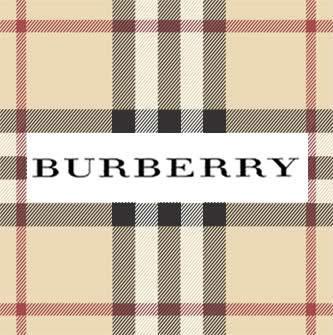巴宝莉, burberry