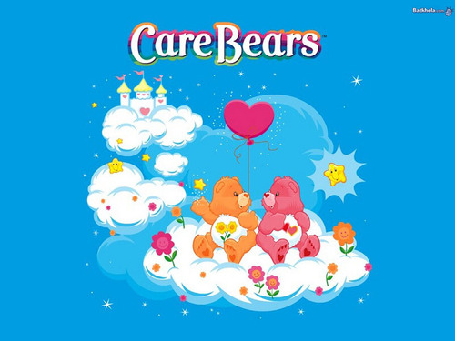 Childhood Memories wallpaper titled care bears