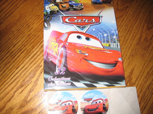 cars valentines - disney-pixar-cars Photo