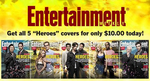 Heroes wallpaper entitled cast