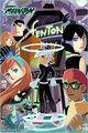 cast of danny phantom