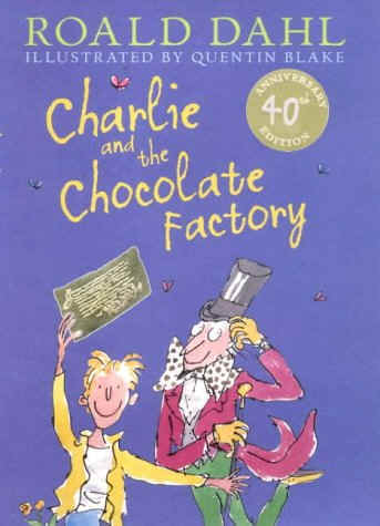 charlie & the chocolat factory