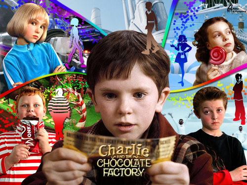 charlie and the Sô cô la fact
