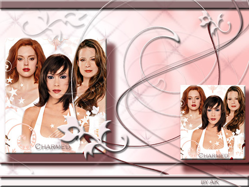 charmed wallpaper 2