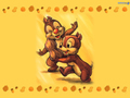 chip n dale - childhood-memories wallpaper