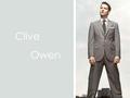 clive owen