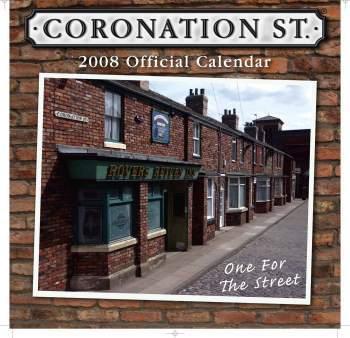 coronation улица, уличный