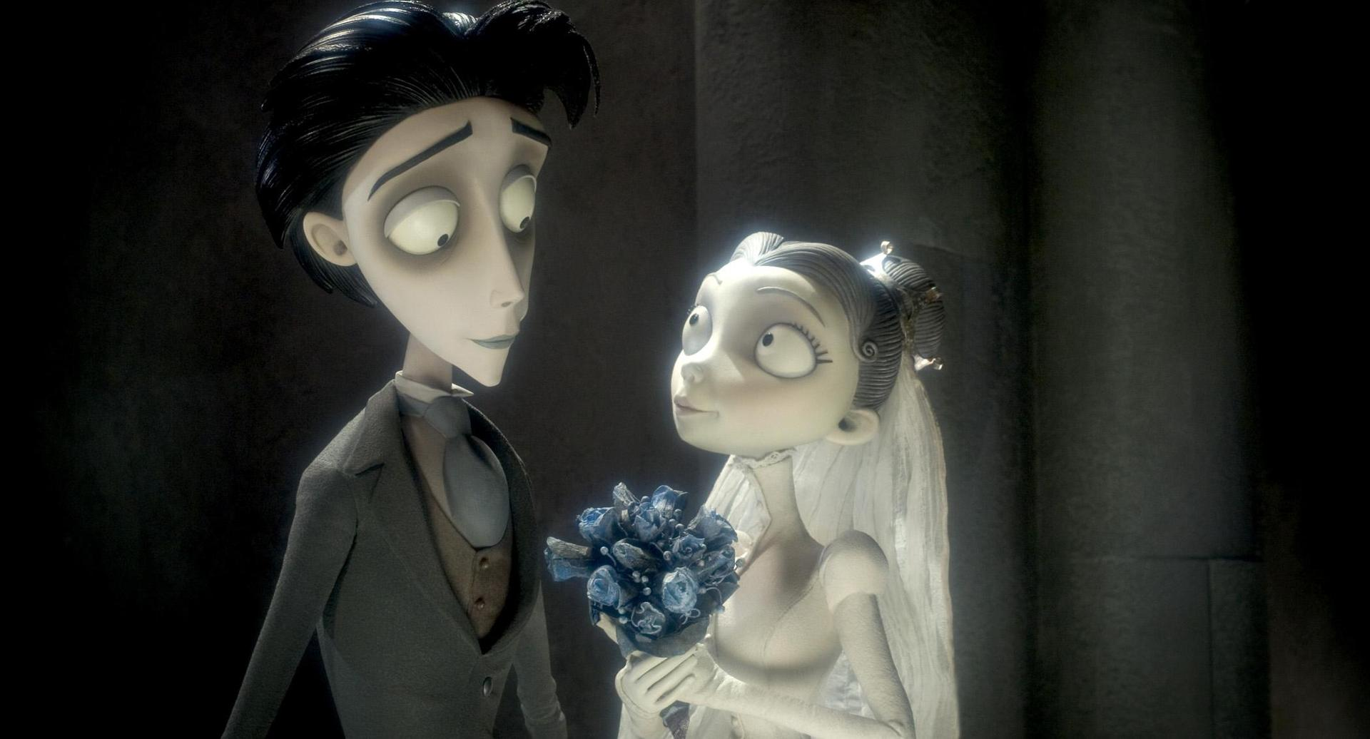 corpse bride Corpse bride - victor (johnny depp) and victoria's (emily watson) families have  arranged their marriage though they like each other, victor is nervous about.