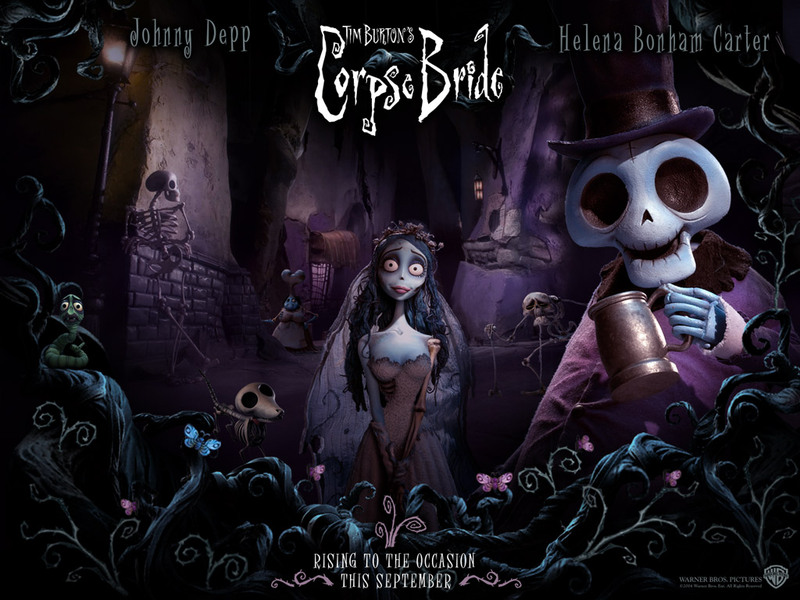 corpse bride wallpaper. corpse bride