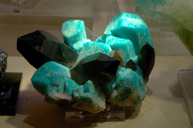 Amazonite - diamonds-and-crystals photo