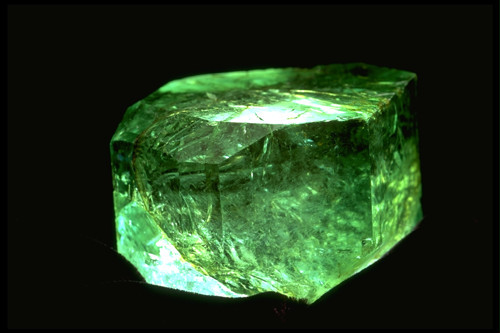 emerald (beryl) - diamonds-and-crystals photo