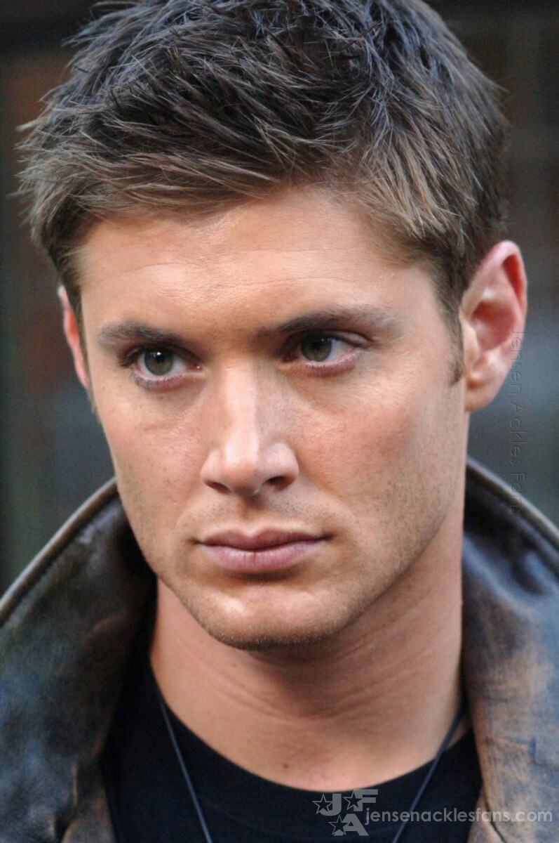 Jensen Ackles as Dean Winchester
