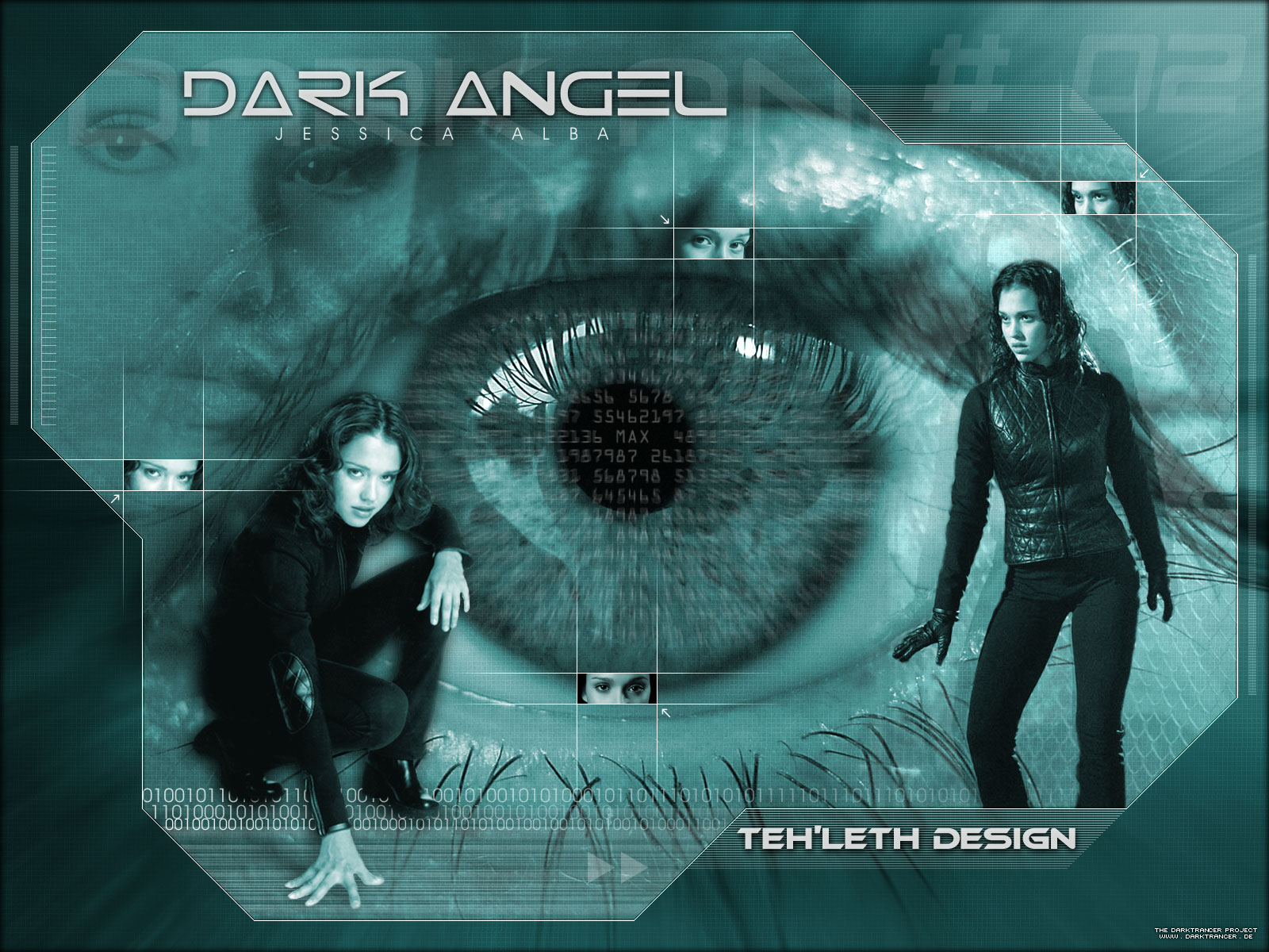 dark angel  Dark Angel Wallpaper 477408  Fanpop