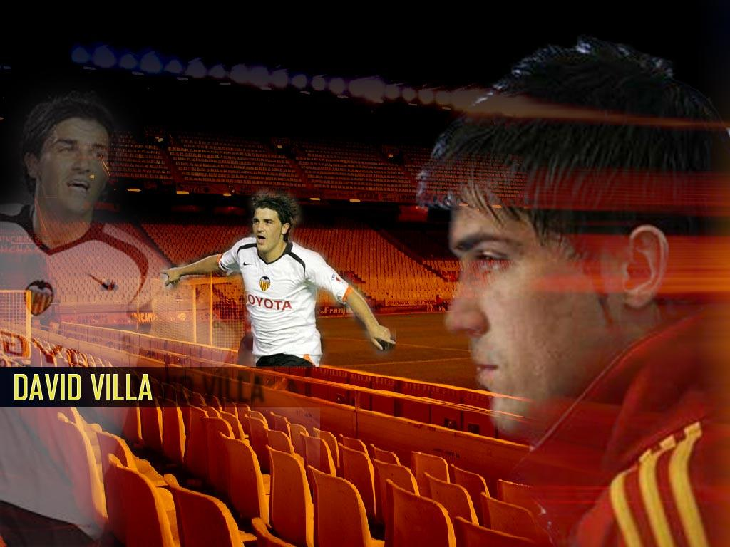 David Villa - David Villa Wallpaper 335260 - Fanpop Fanclubs picture wallpaper image