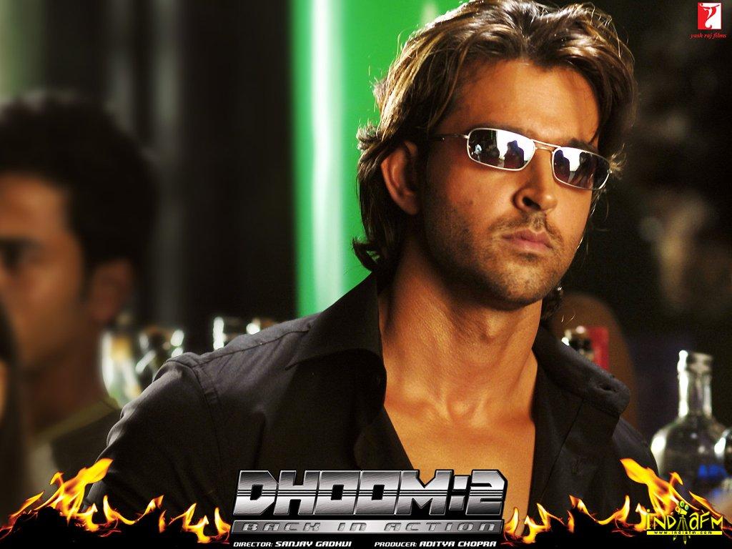 dhoom 2 - Bollywood Wallpaper (379022) - Fanpop