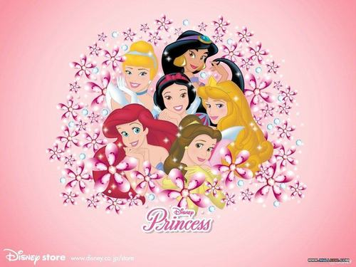Childhood Memories wallpaper titled disney princess wall paper