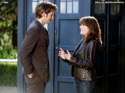 doctor & sarah