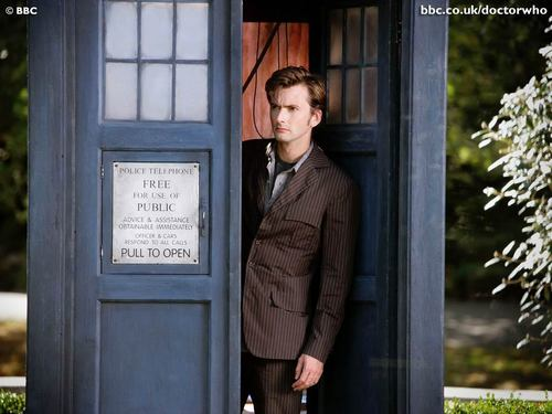 doctor in TARdiS