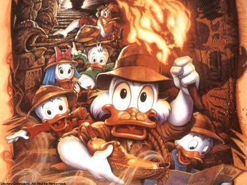 ducktales movie wallpaper