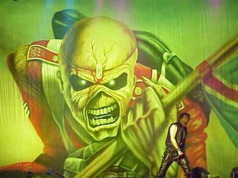 Iron Maiden wallpaper called eddy2