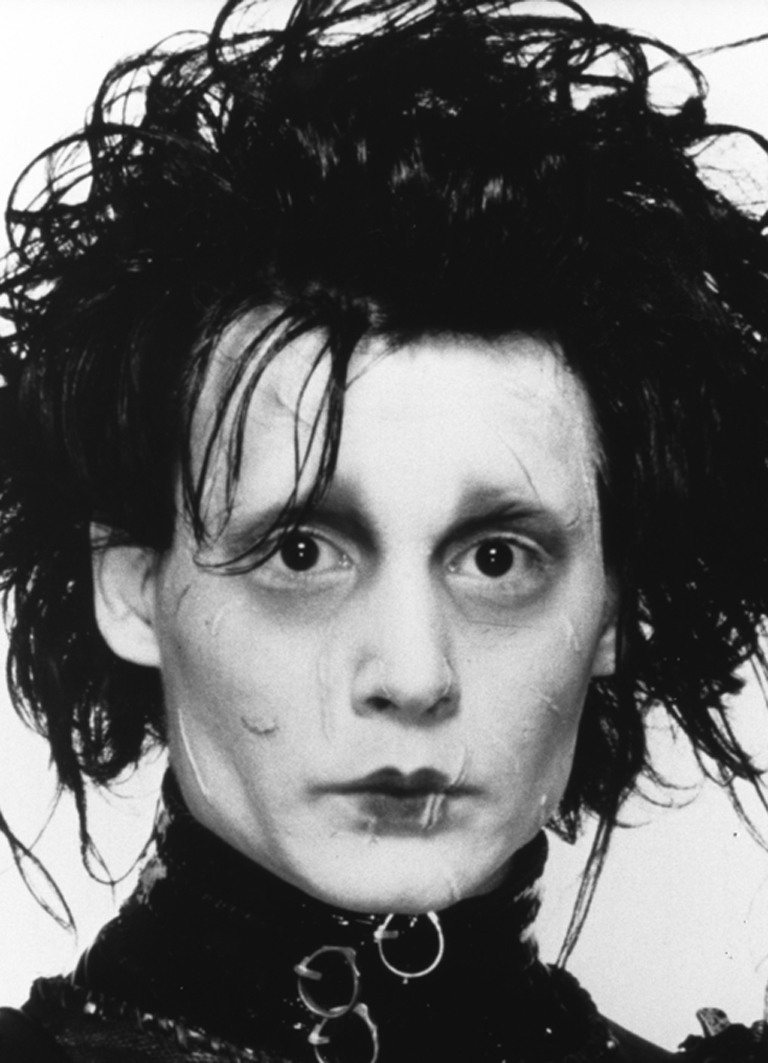 johnny depp as edward scissorhands See more johnny filmography known for  family guy edward scissorhands (2012  jack and jill johnny depp (2011 .