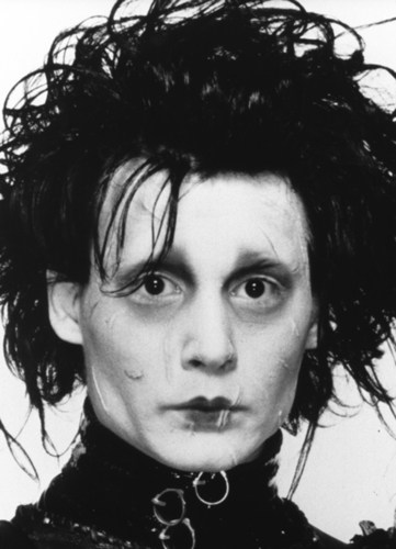 edward scissorhands - johnny-depp Photo