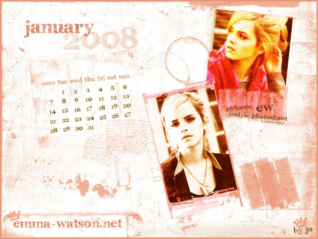 Emma 2017 календарь