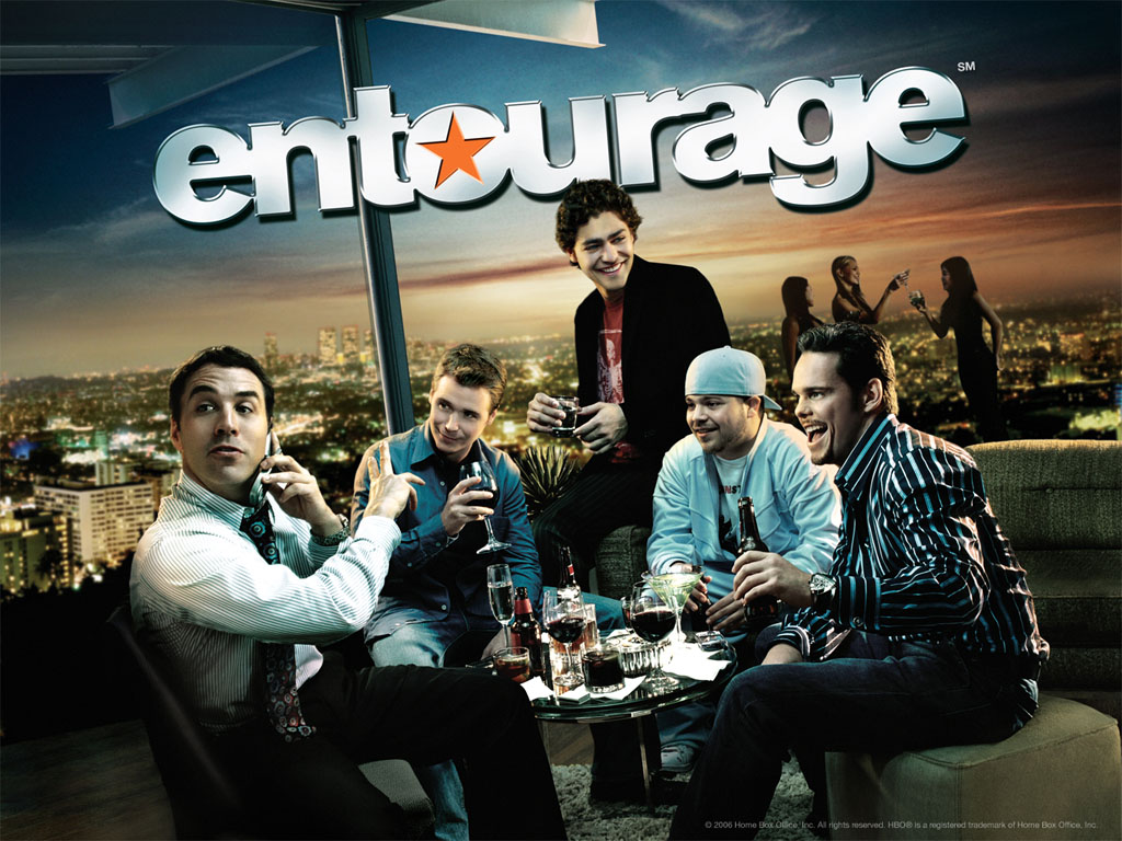 Entourage Entourage Wallpaper 124106 Fanpop