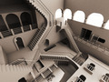 escher - unbelievable wallpaper