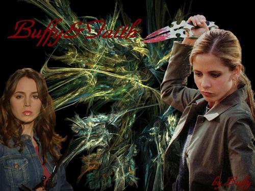 faith vs buffy