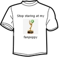 fanpoppy t.shirt