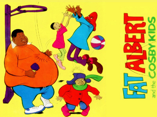 Childhood Memories wallpaper called fat albert wallpaper