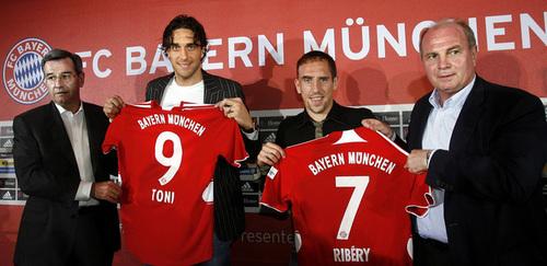 FC Bayern Munich wallpaper entitled fc bayern