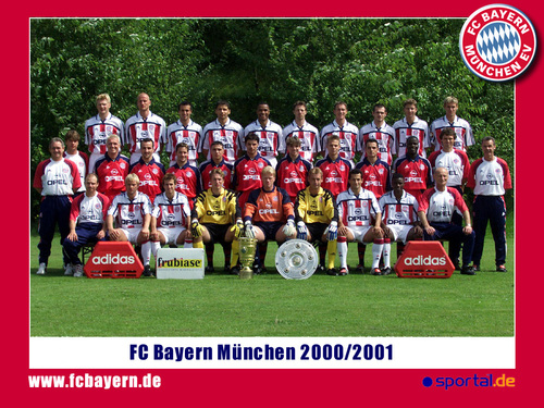 FC Bayern Munich wallpaper called fc bayern