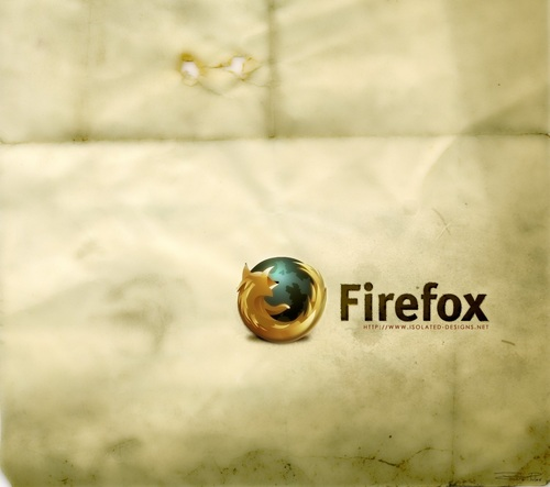 firefox 壁紙